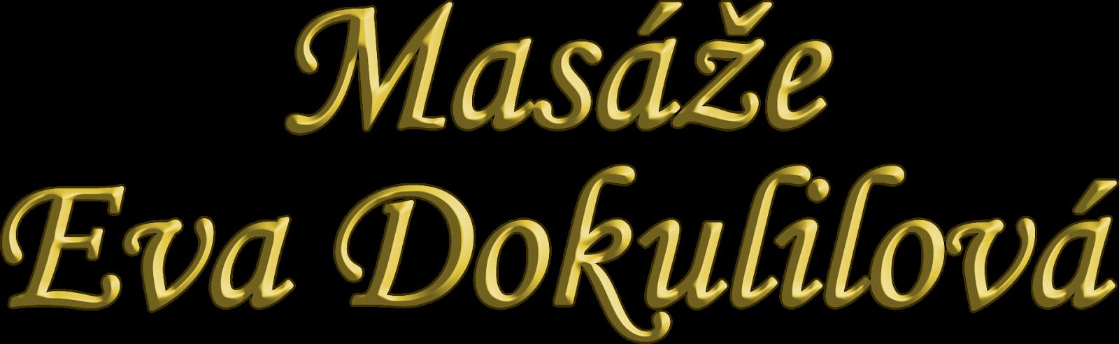 Masáže Třebíč Borovina