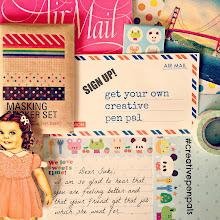 #creativepenpals