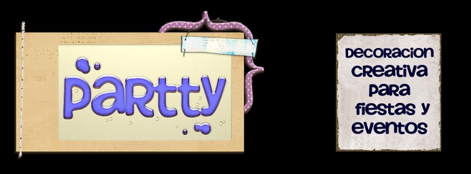 Partty - Fiestas temáticas y decoración para fiestas