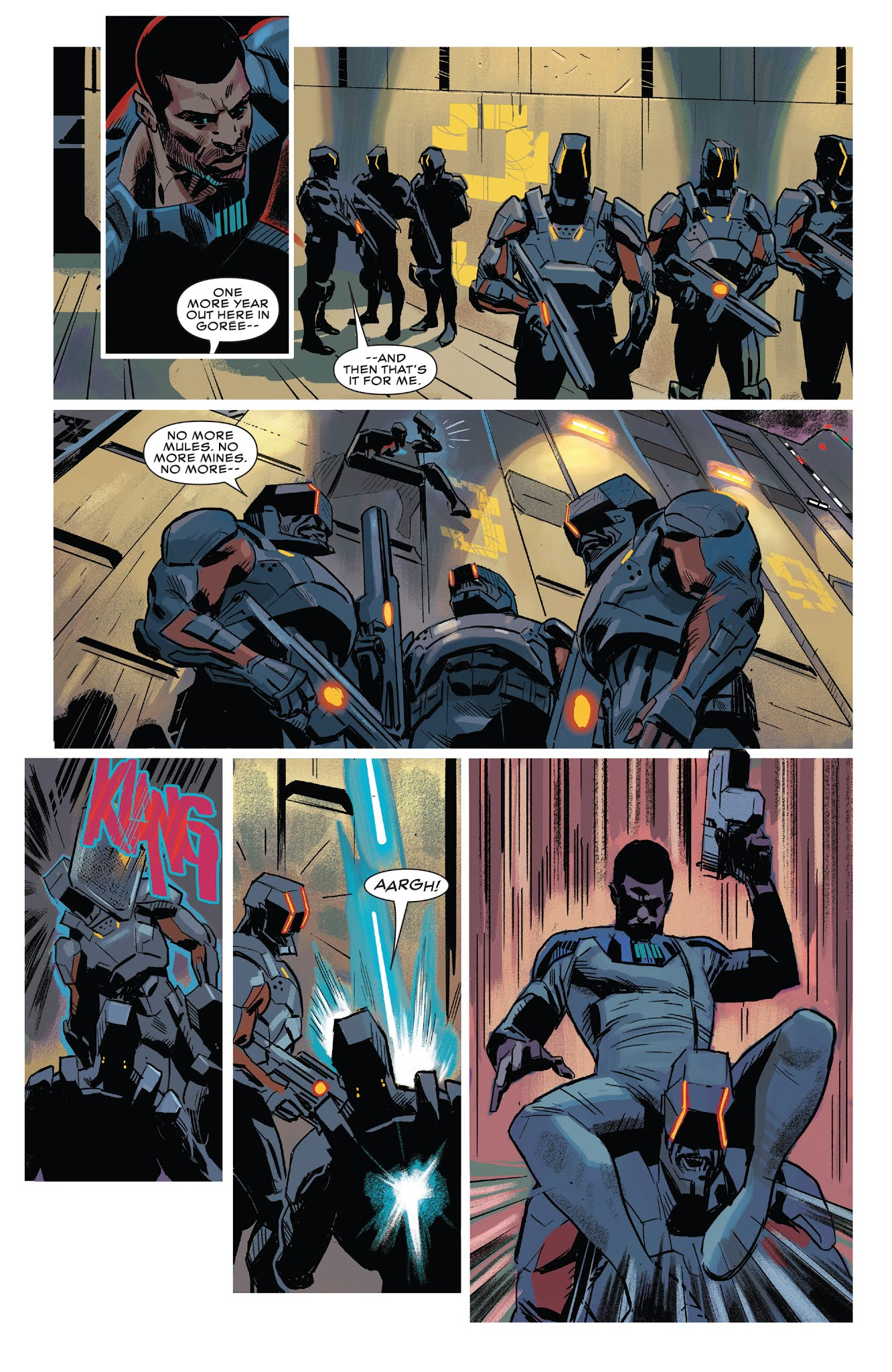 Black Panther (2018) #1 #18 - English 14