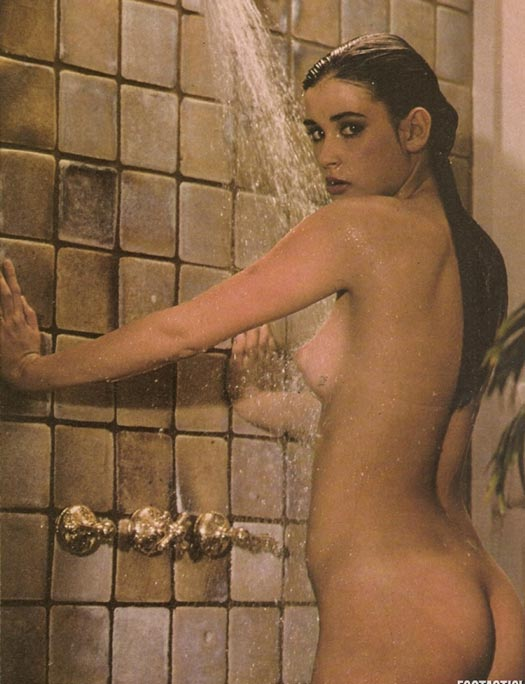Demi Moore ass