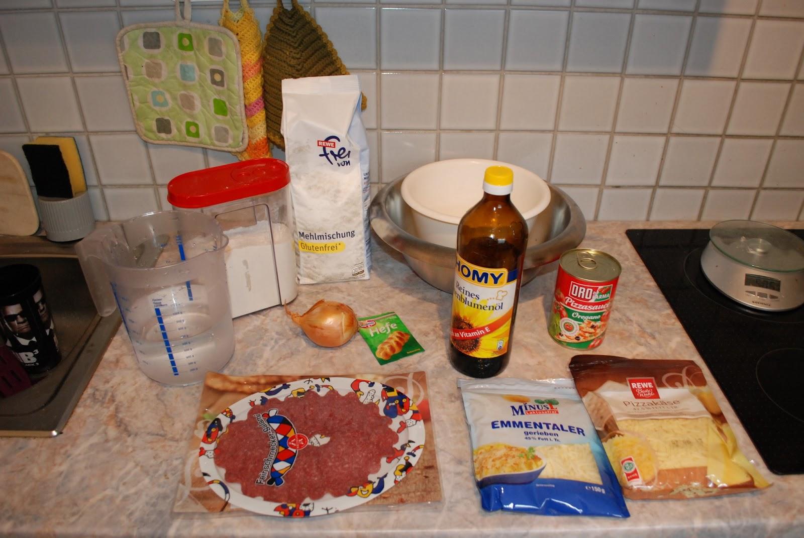 Pizza Gasgrill : Mein kochblog: pizza gluten und lactosefrei vom pizzastein auf