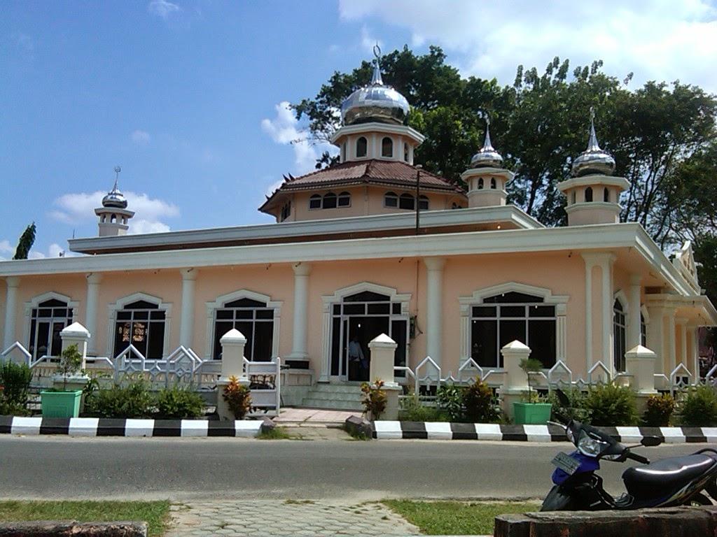 Masjid Raya Kayu Agung