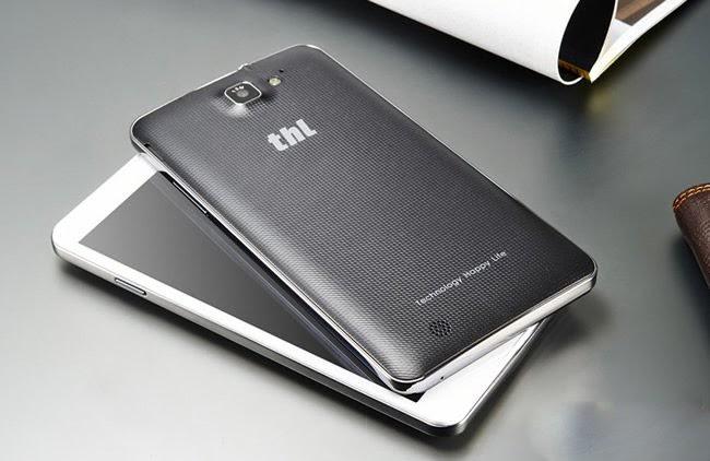 Imagen del THL 5000, smartphone barato de gama alta