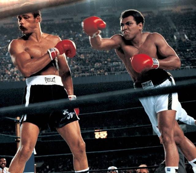 Muhammad Ali vs. Ken Norton, 1976