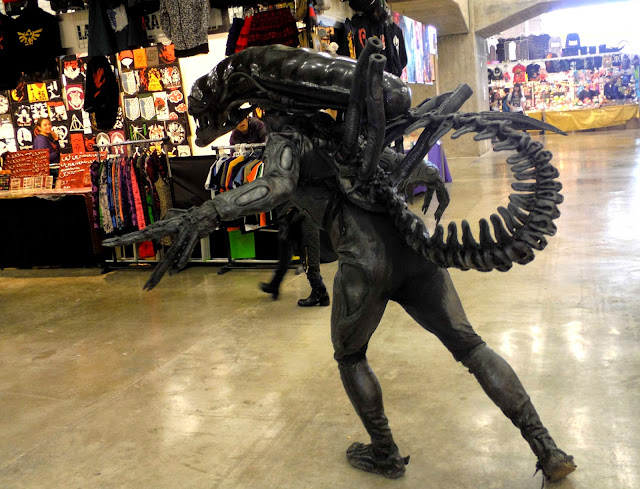 alien expomanga 2015