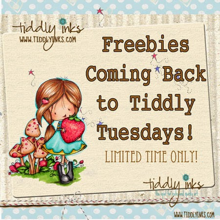 Tiddly Inks Tuesdays