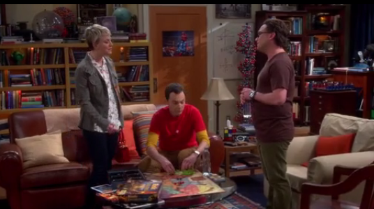 The Big Bang Theory - The Space Probe Disintegration - Review