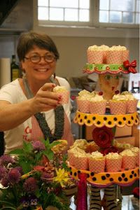 Miss Tina Cooks and Bakes for Mary Lou's retreats