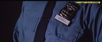 Slasher film cop Matt Cordell Robert Z'Dar