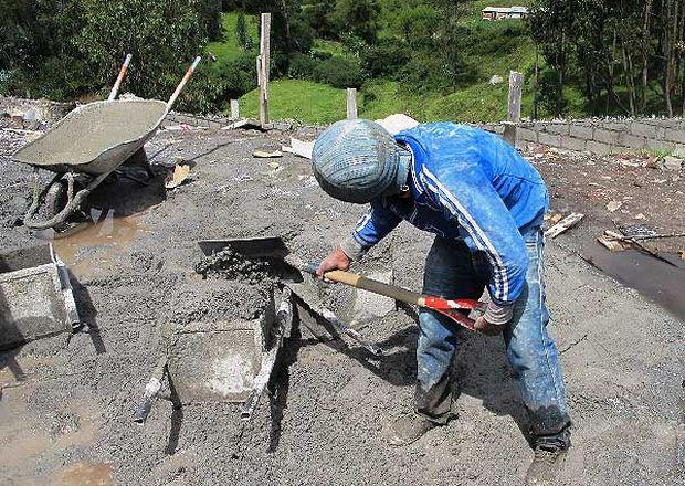 El maestro de obras xavier valderas elaborado del mortero for Mortero de cemento