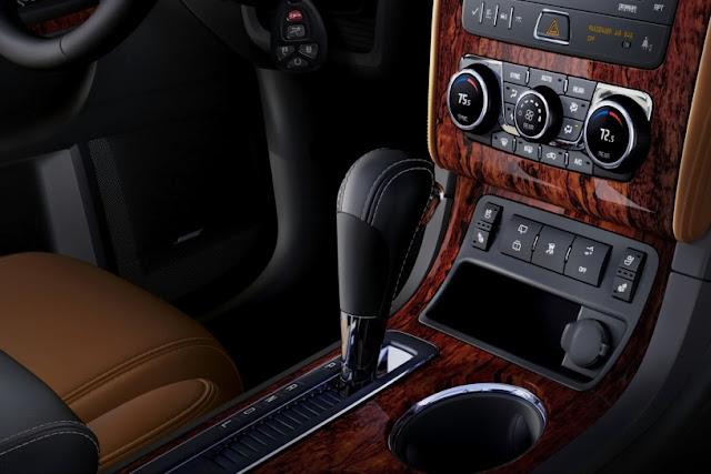 New Chevrolet Traverse perform 2015 interior dashboard view