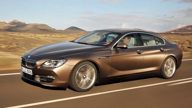 BMW Serie 6 Gran Coupé 2014