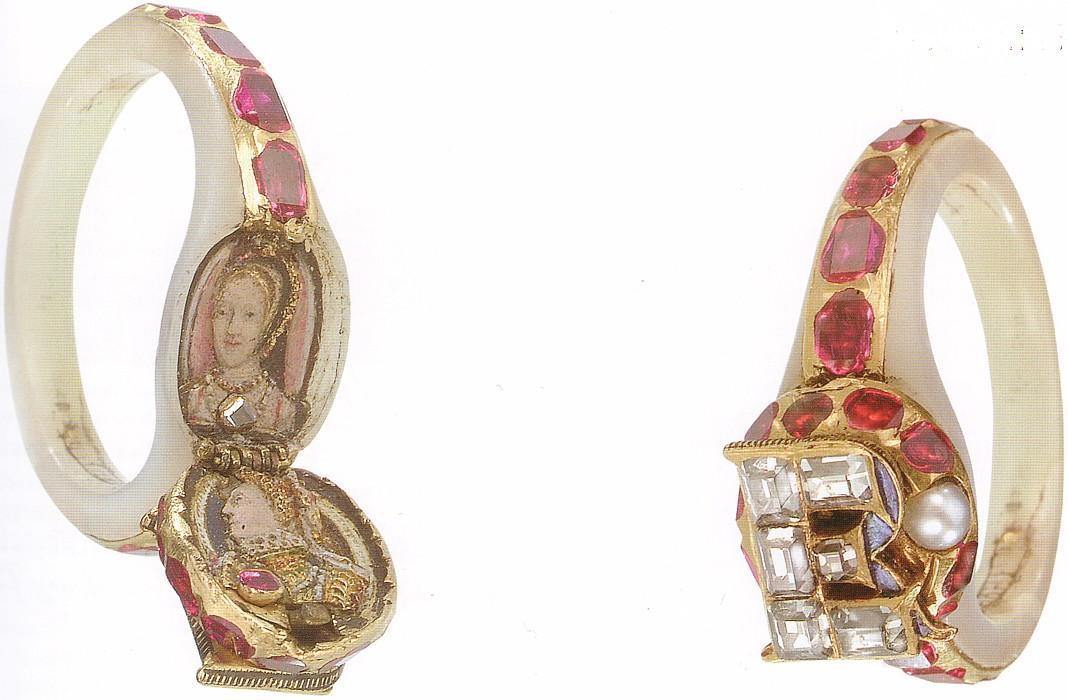 Elizabeth I Anne Boleyn Ring