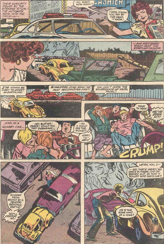 The Transformers (1984) #1 #80 - English 21