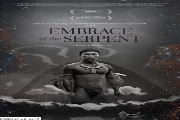 Film Embrace of the Serpent (2016) Bluray 720p Subtitle Indonesia