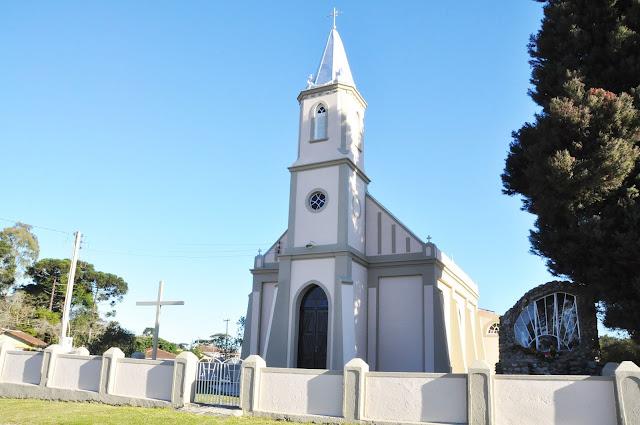 Igreja São Paulo Apóstolo, na Costeira do Cupim