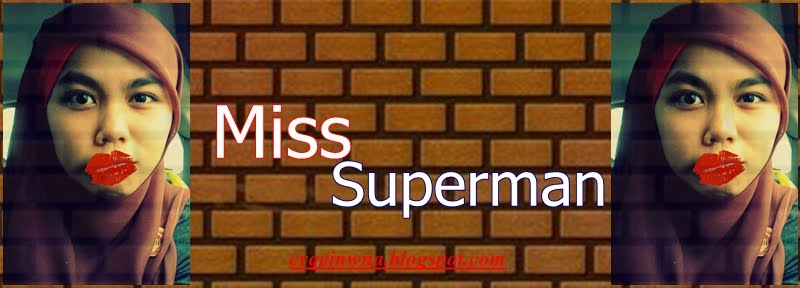 ❍ miss superman ❍