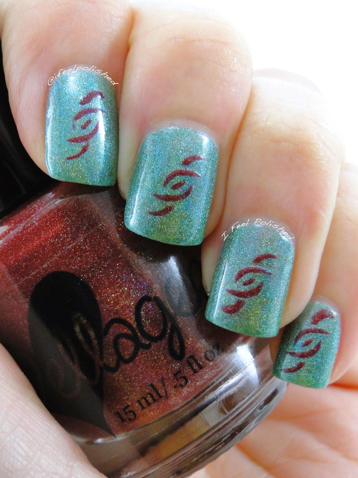 smART Nails P051