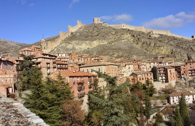 albarracin-aragon-spain