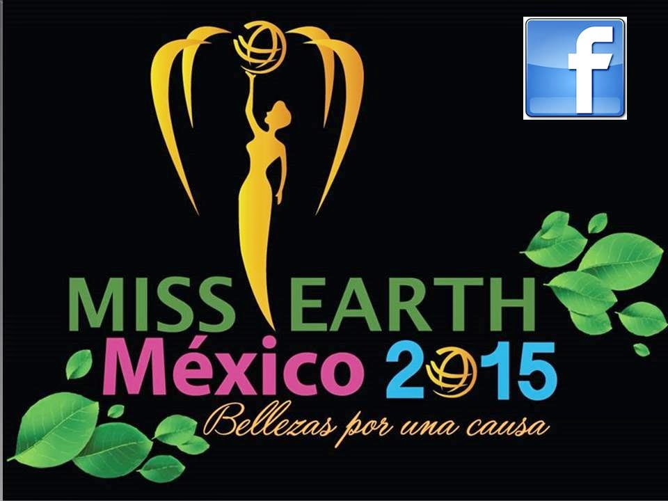 MISS EARTH MÉXICO 2015
