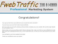traffik meningkat dengan fwebtraffic