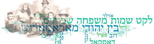 שמות משפחה יהודיים במארמארוש