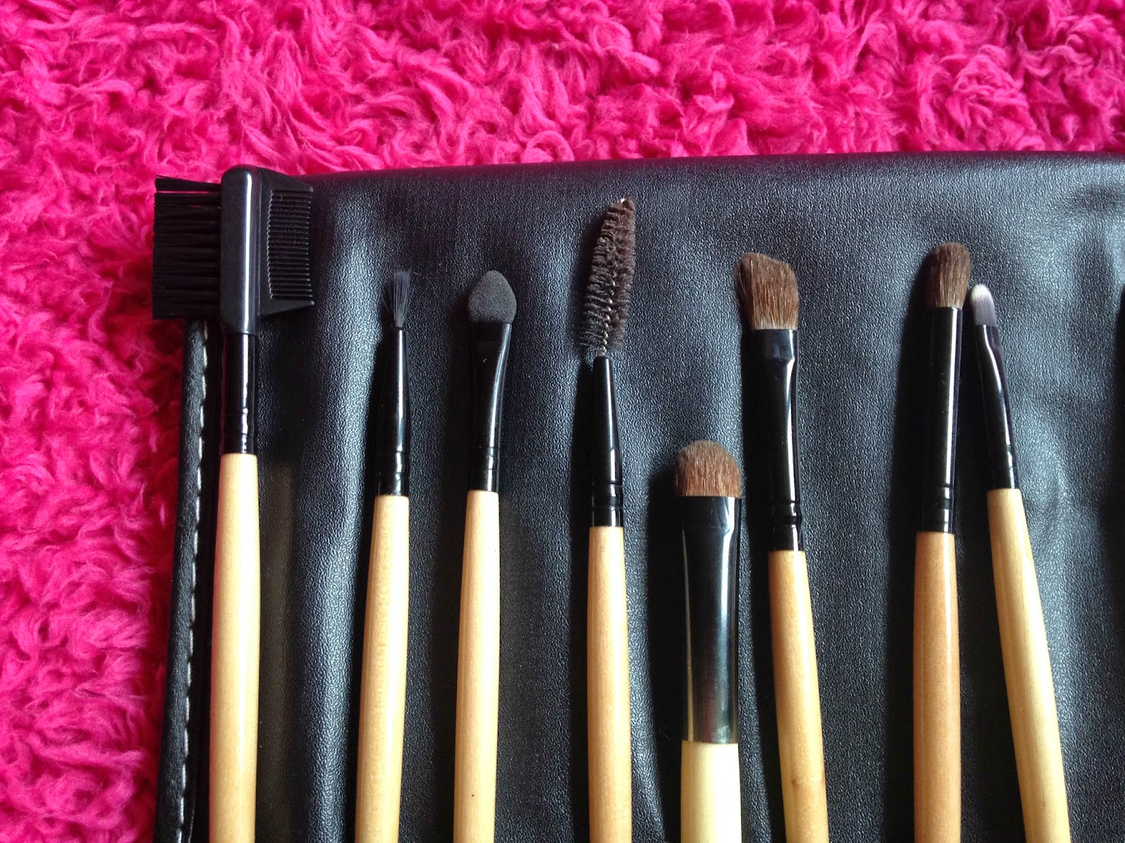 TMart Budget Friendly Makeup Brushes