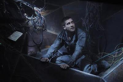 Escena de la película Código Fuente.