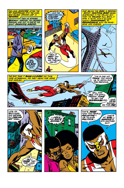 Captain America (1968) Issue #153 #67 - English 14