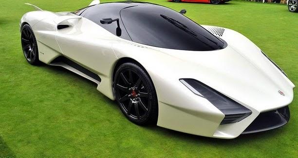 Ssc Ultimate Aero Xt Concept Sport Car Design