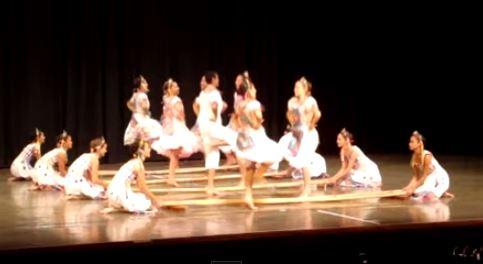 Dança do Bambu emagrece