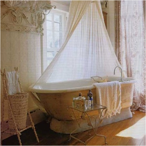 Key interiors by shinay romantic bathroom design ideas - Salle de bain style shabby ...