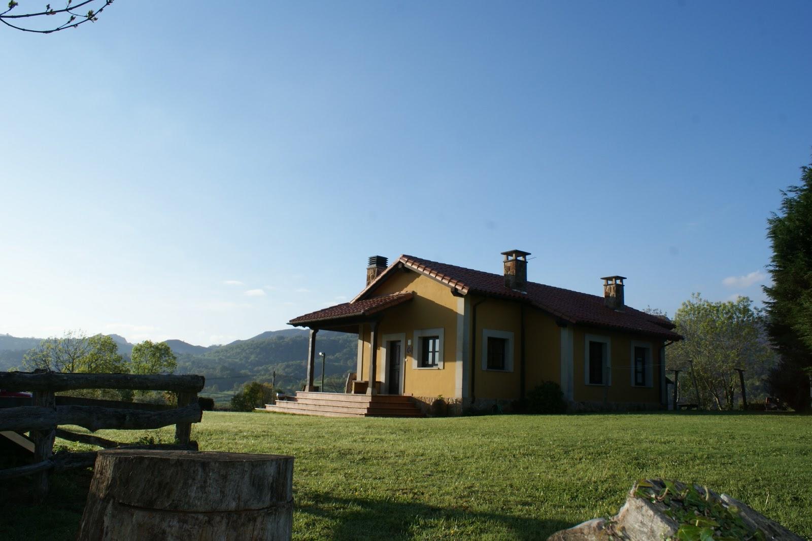El blog de la salud integral turismo salud asturias - Paginas de casas rurales ...