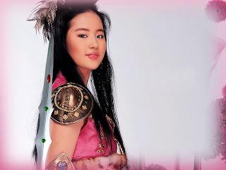 Crystal Liu Yi Fei (劉亦菲) Wallpaper HD 51