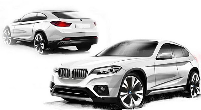 2017 BMW X2 Cross-Coupe