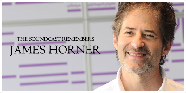 Bonus SoundCast - Remembering James Horner