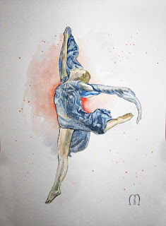 fabric dance watercolors by metris