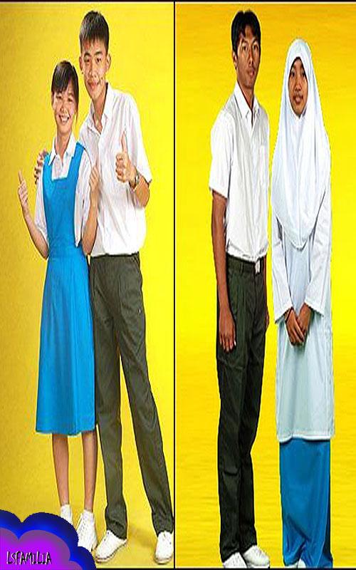 LsFamilia Pakaian Seragam Sekolah Di Beberapa Negara