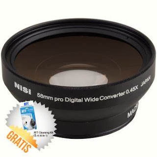 NiSi 0.7mm Wide Converter Anti Vignetting 52mm