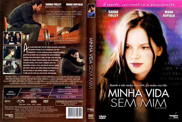 Capa DVD Minha Vida Sem Mim