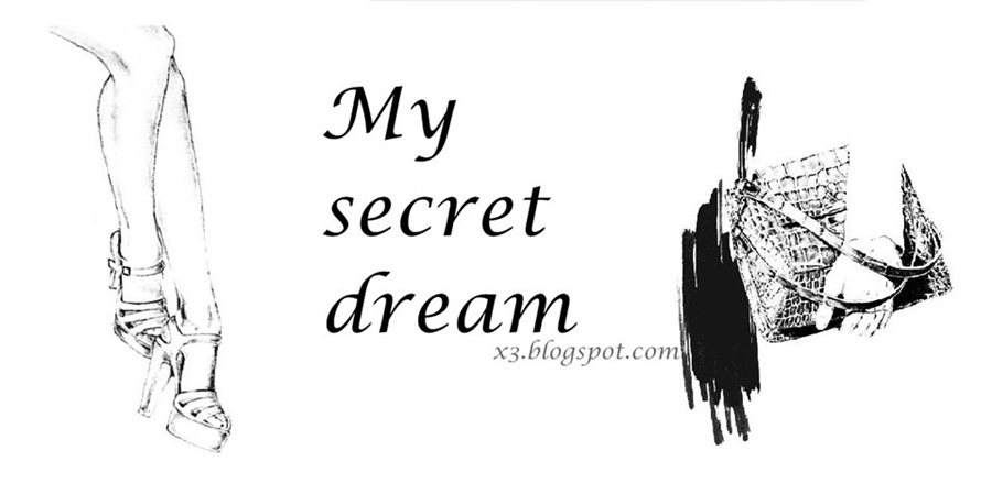 MY SECRET DREAM by Anja