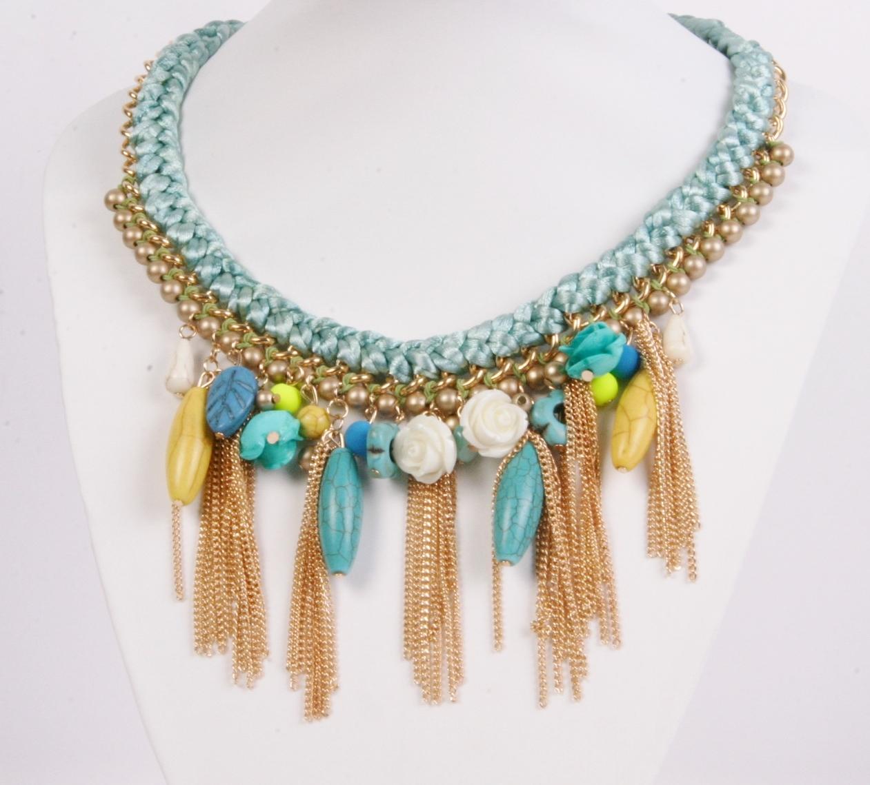 Aura: Collares de moda