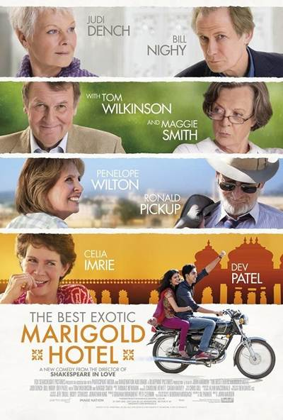 El exótico Hotel Marigold DVDRip Español Latino Descargar 1 Link