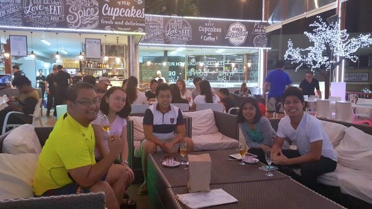 Plaza Pino Boulangerie, Wilson Street, Lahug Cebu City