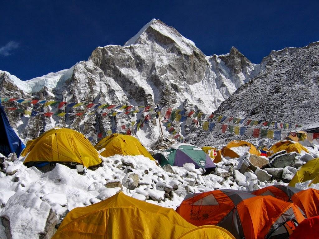 Everest Base Camp - Everest Region Trekking