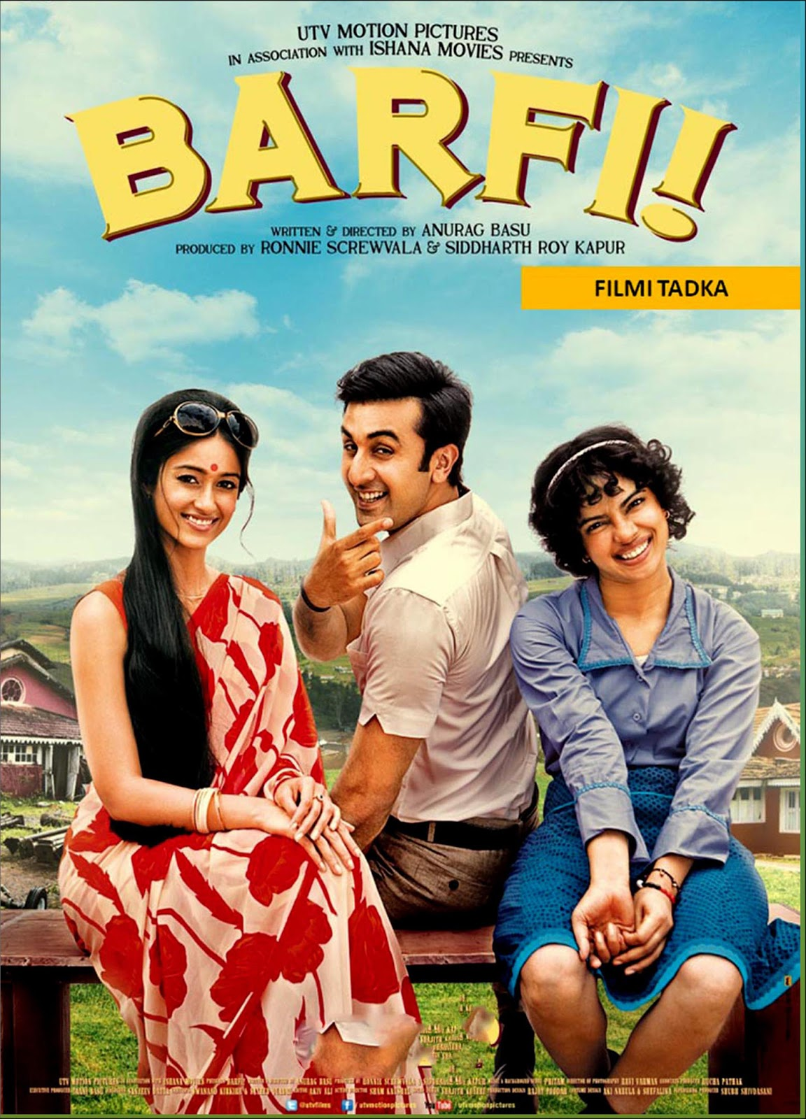 Barfi 2012 for Farcical hindi