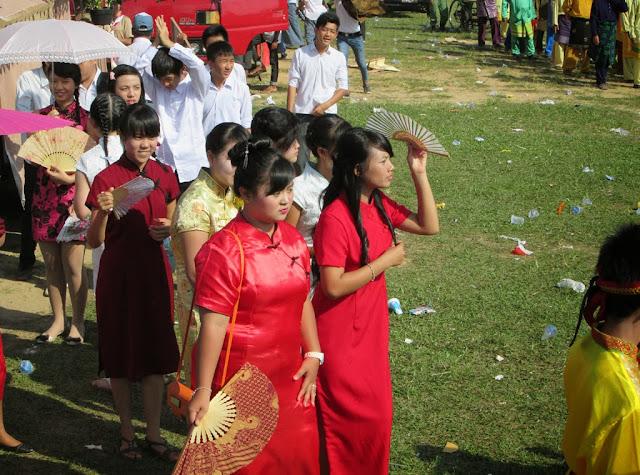 pawai, 17 agustus, Dabo Singkep,2013