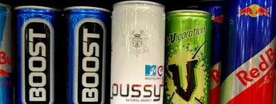 Función bebidas energéticas