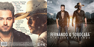 CD Fernando & Sorocaba – Previsão Do Tempo (2015)